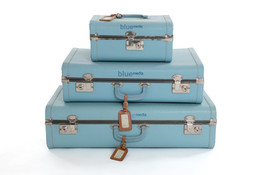cases blue media